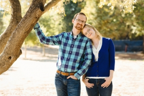 Image from an Engagement shoot in Palo Alto