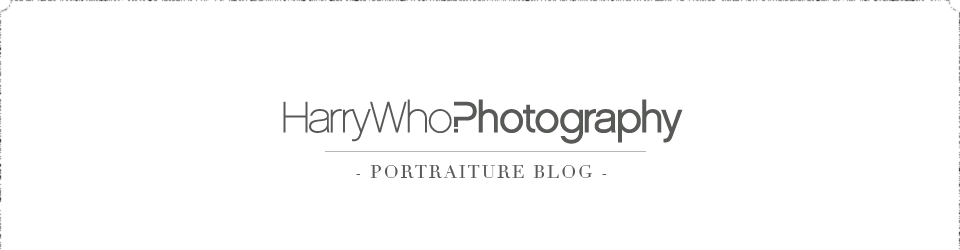 Harry Who Photo Blog logo